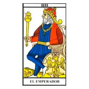 El cuarto arcano, el emperador